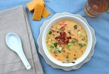 Super Soups / by Christy Richardson