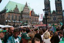 Bremen / Fotos, Geschichten und Hintergrundinformationen zu Gebäuden in der #Hansestadt #Bremen. Weitere Bilder und Hintergründe unter: http://hansestaedte.com/category/bilder/bremen/