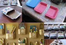 Reciclaje  / Reciclar, reutilizar, reducir