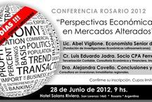Conferencia en Rosario