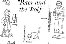 Music: Peter and the Wolf Unit