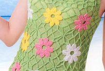 flores color de verde