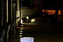 Śwecące donice - LED Pots / Niezwykłe oświetlenie ogrodu, domu, tarasu.