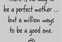 Mom quites