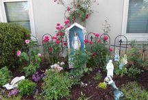 Zahrádky Panny Marie