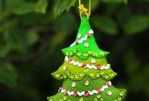 tablero navideño