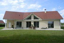 Réalisations Groupe Avenir / Découvrez des exemples de maisons individuelles réalisées par le Groupe Avenir.
