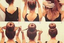 peinados faboritos