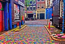 Amsterdam, my second home<3