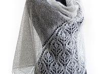 Узоры для шали