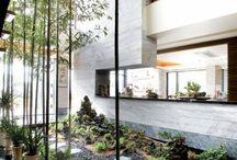 Jardin sec ou jardin zen