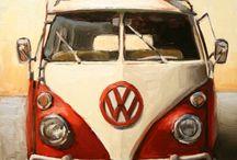 VW / Volkswagen cars campers trucks buses micro mini cabriolet Passat rabbit golf