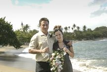 Destination weddings / A holiday, a marriage and a honeymoon.