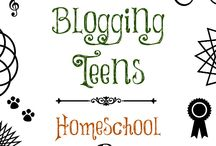 +Chistian HS teen bloggers / Bible believing homeschool teen bloggers from g+ community