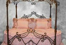 prenses yatak
