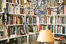Home - living/office / by Stephanie Kazenske