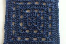 crochet squares