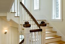 Home- entry and stairs / by Emily P