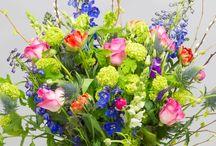 bloemschikken zomer
