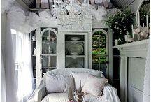 décoration / architecture en tout genre (cabane, intérieur)...