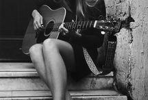Con una chitarra Jane