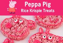 Peppa Pig Party / Avery's 2nd  / by Amanda Stickdorn