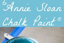 Chalk paint / by Jessica McCullough