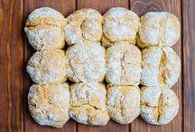 Recetas de masas y panes caseros
