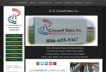 D. A. Criswell Sales, Inc. / Recent updates