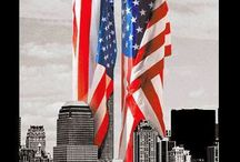 Patriot Day / On September 11, 2001 the world suffered a tragic event that forever changed the course of how this country looks at threats from overseas. From the ruble rose patriotism and passion to not only rebuild but make things better but to never forget those who perished.