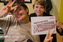 #Startconplus: le foto  / Le foto dei Corsi Google Plus Startconplus, partendo da Perugia
