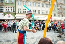 Clown / street shows
