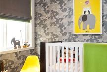 Design Trend:  Camo / by Crown Wallpaper & Fabrics