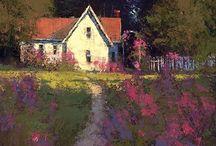 2) Landscape - Romona youngquist