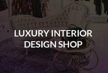 Luxury Interior Design Shop