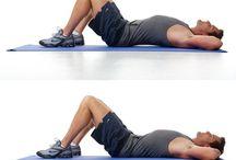 Sciatica exercise