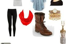 Outfits for Brooke