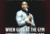 Fitness Humor / by Marwa AE