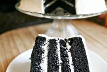 Cake and more cake! / by Stephanie Massey Smith