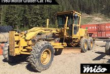 CAT 140G 81V01033 / Low-Hours Cat 140G 81V01033 Motor Grader for Sale. Visit Mico Equipment for Used & New Cat Heavy Motor Grader at Competitive Prices, Backed By Professional Support and Services.