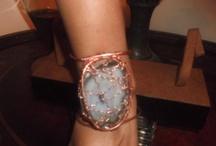 handmade cuffs / by Audrey Platania