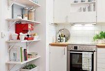 New house - Kitchen Shelves