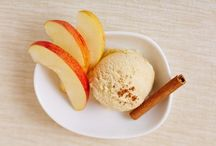 Leckere Eisrezepte mit Apfel zum selber machen / Die leckersten Eisrezpte von Eis-selber-machen.com