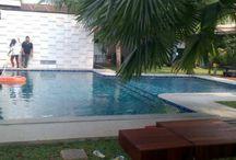 Kolam Renang Bintaro / Kolam Renang Minimalis di daerah Bintaro