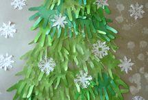 VÁNOCE - vánoční stromky