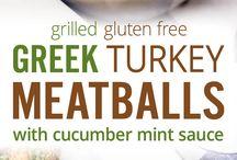 Foods - Turkey