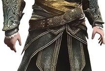 Assassins creed- Armature
