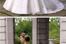 Say Yes to the Dress / by Anne Edgar