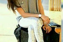 Clothing and Fashion Inspiration