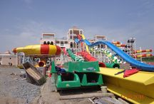 Sunset Resort Water Park - Construction Updates - 12.05.2016
